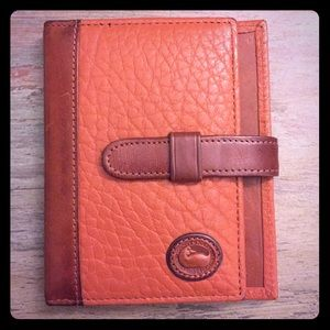 Vintage Dooney & Bourke Small Wallet